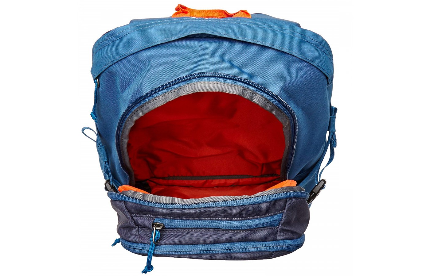 The Patagonia Refugio offers a lined tablet pocket for protection of your assets.