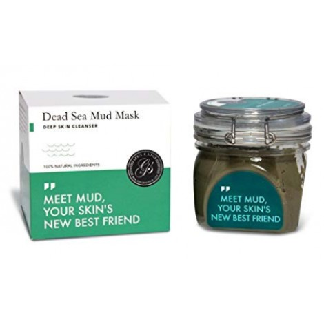 Gifts for vegans - Dead Sea Mud Clay Mask