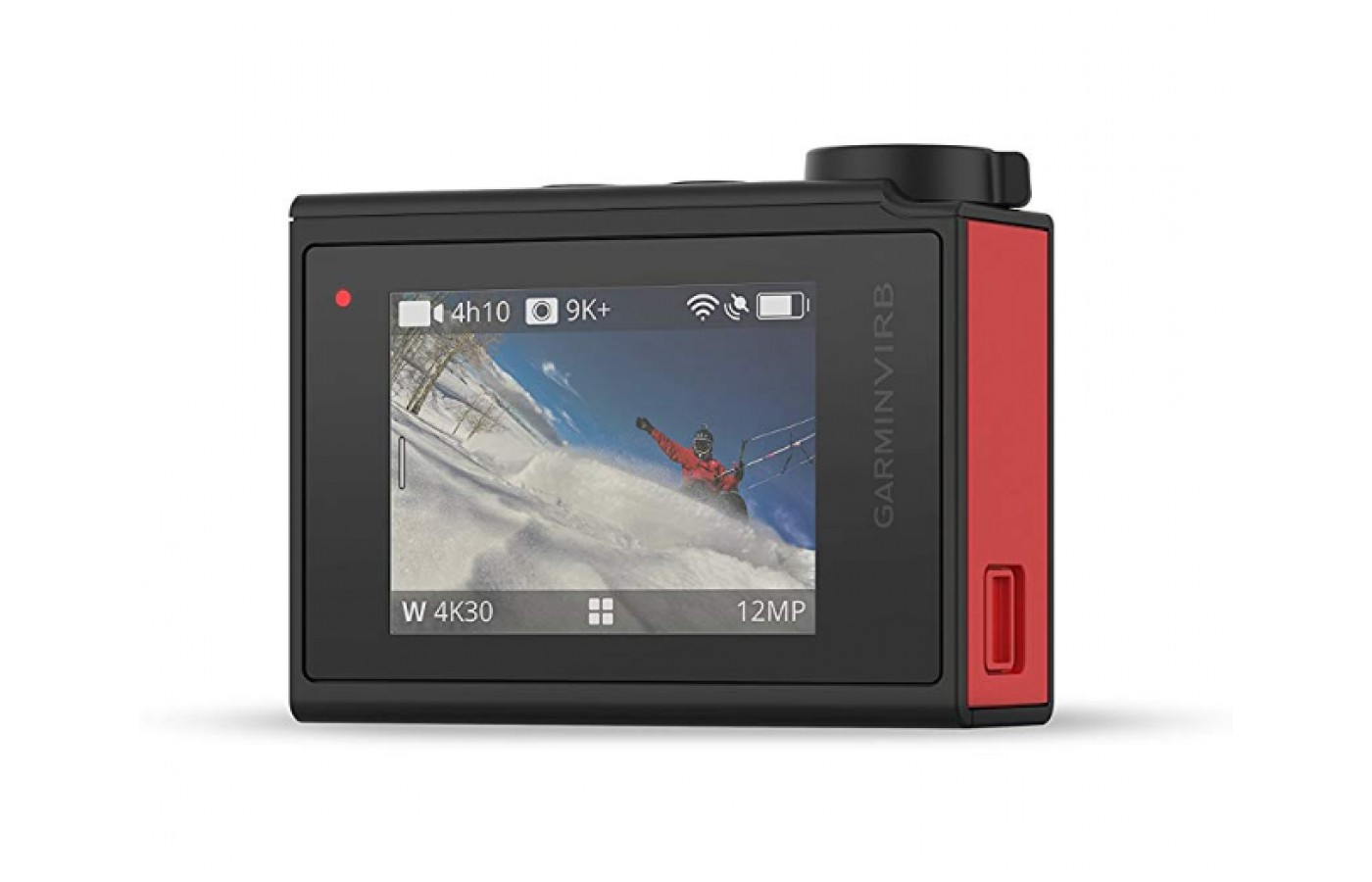 This camera takes high quality video and images in HD.