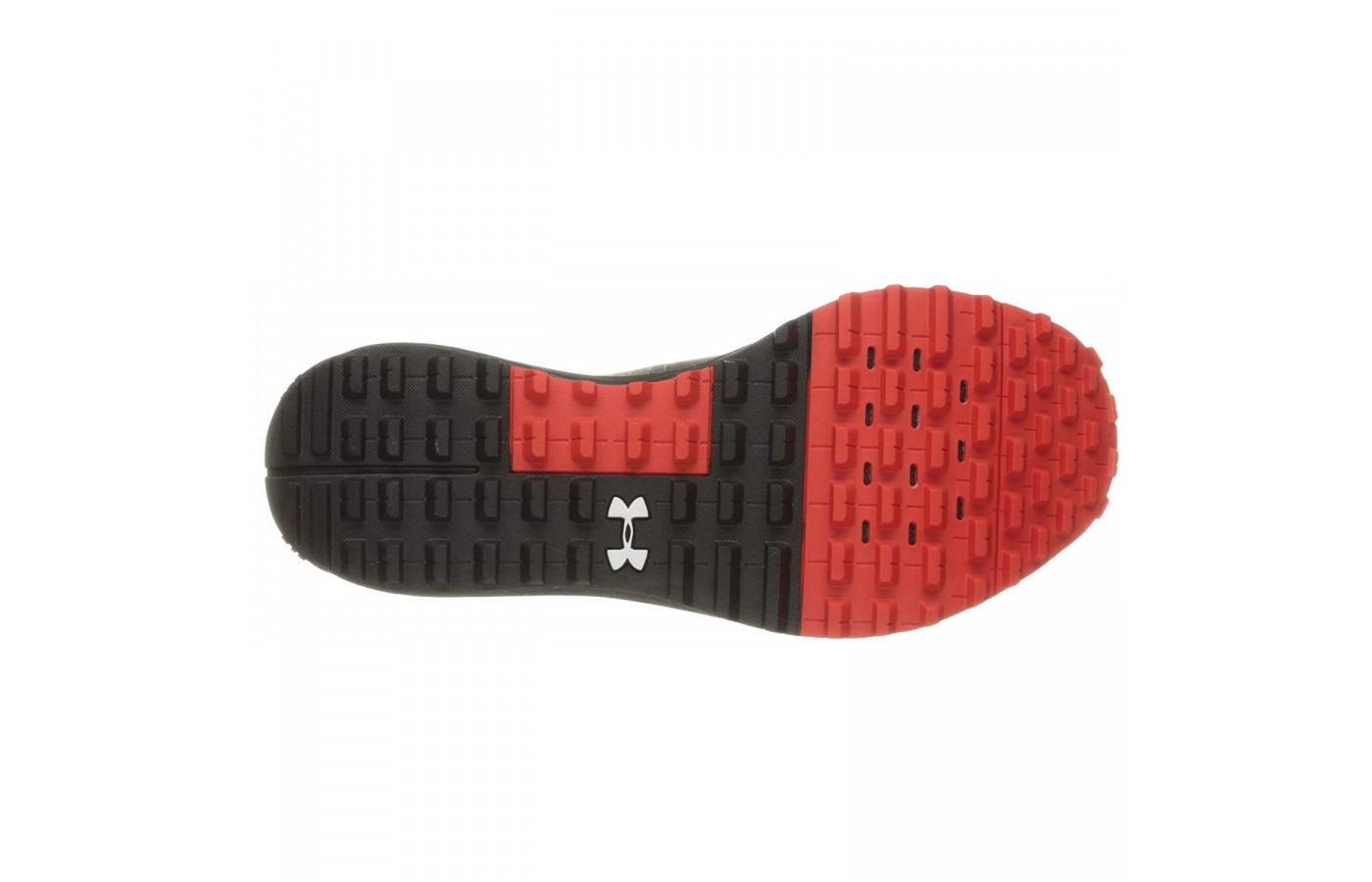 The Under Armour Horizon RTT offers a super sticky outsole for better traction on a variety of terrains.