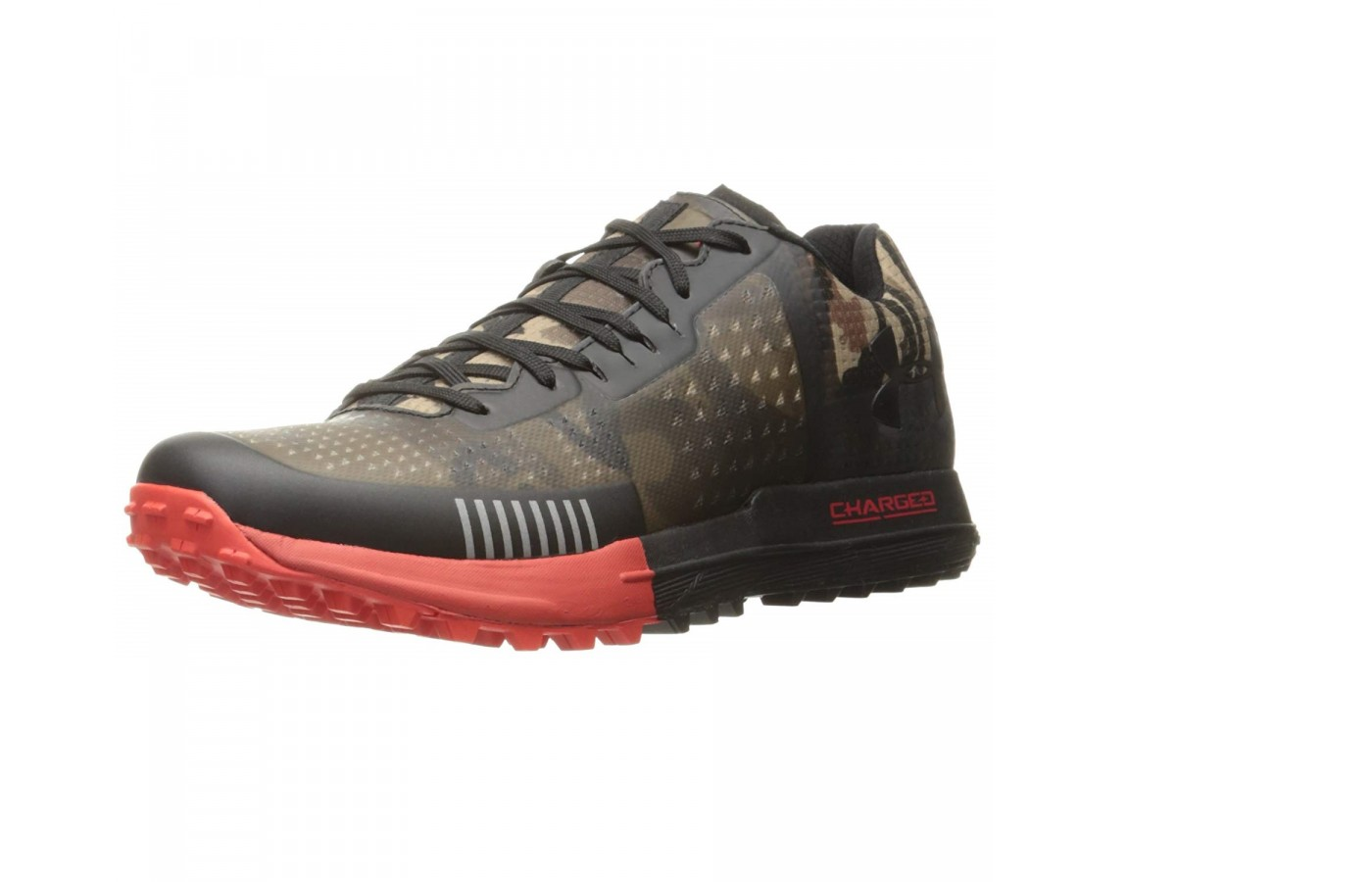 The Under Armour Horizon RTT offers a durable upper.
