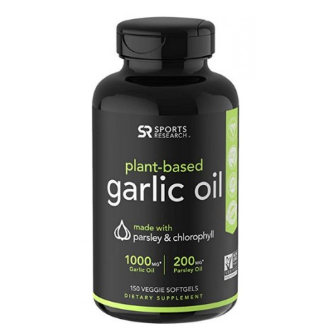 Sports Research Garlic Supplements