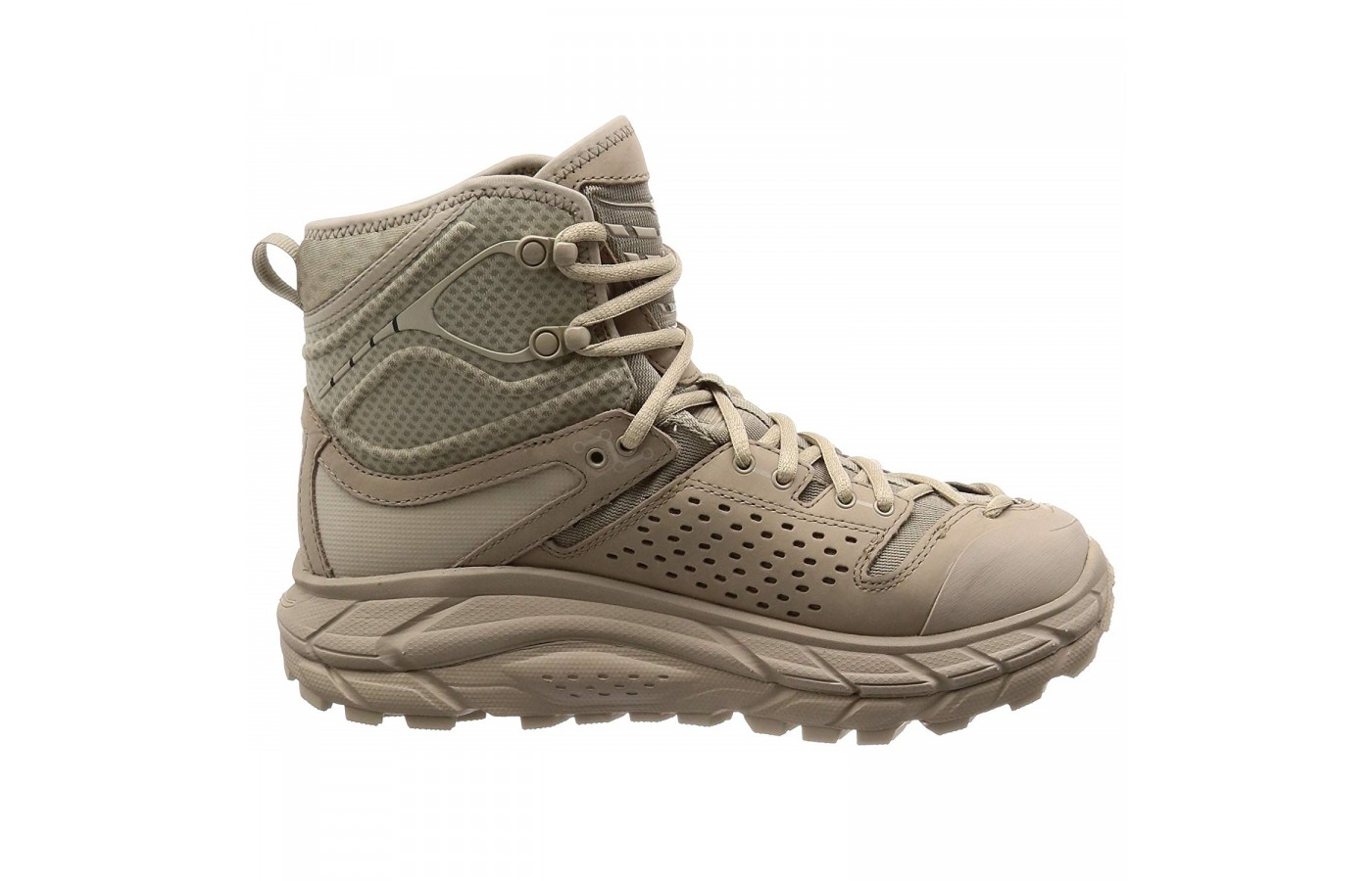 The Hoka One One Tor Ultra Hi WP offer a unique design for fashion-forward individuals.