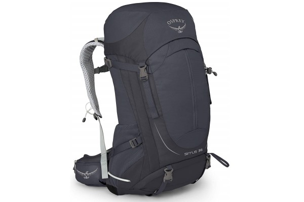 An in-depth review of the Osprey Sirrus 50.