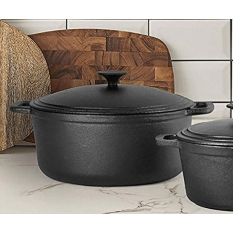 Commercial Chef Dutch Oven