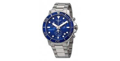 An in-depth review of the Tissot Seastar 1000.