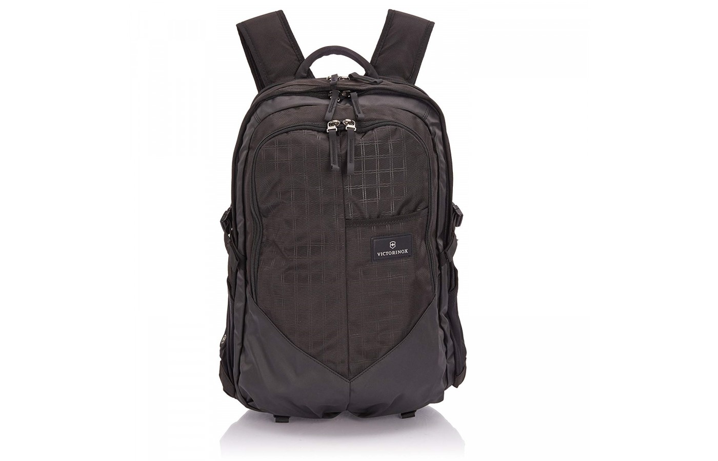 The Victorinox Backpack offers fabric with abrasion-resistance for better durability.
