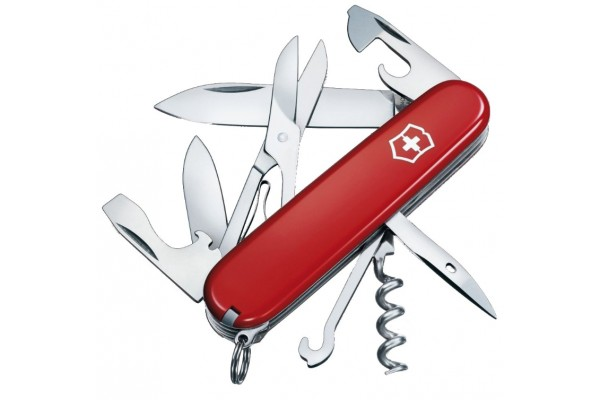 An in-depth review of the Victorinox Climber.