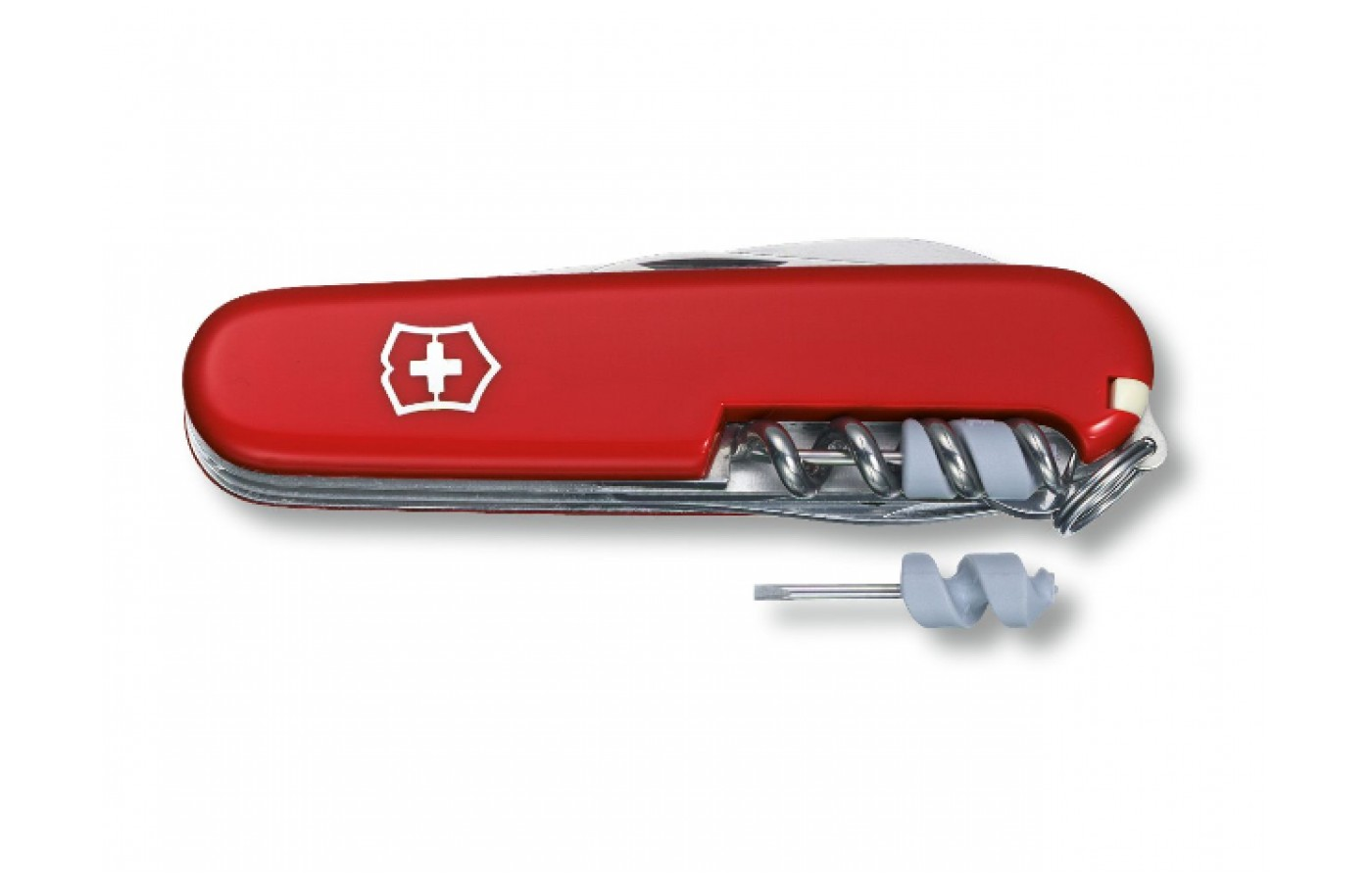 The Victorinox Climber is a traditional style small swiss army knife.