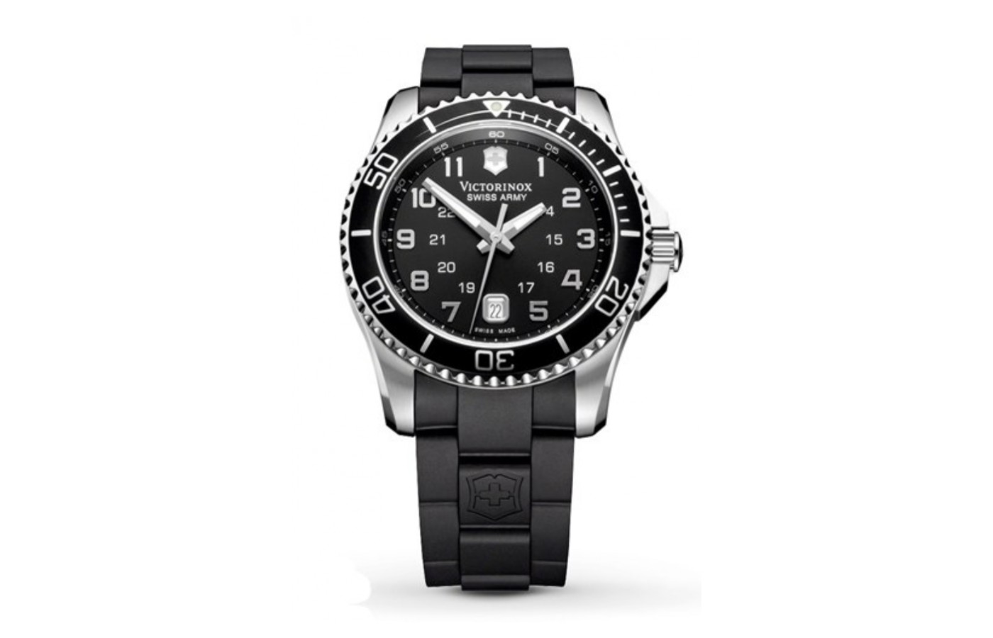 The Maverick is a beautiful and resiliant every day divers style watch.