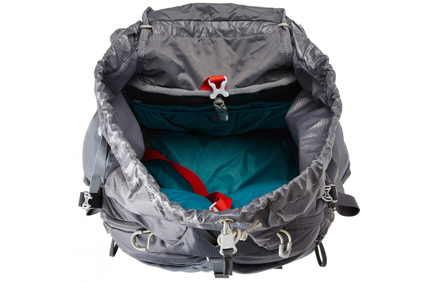 Featuring 12 pockets all together including the large main area, you'll easily be able to organize your carry alongs.