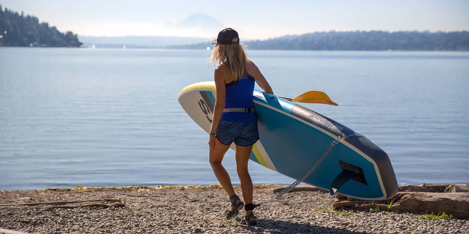 Best Inflatable Stand Up Paddle Boards