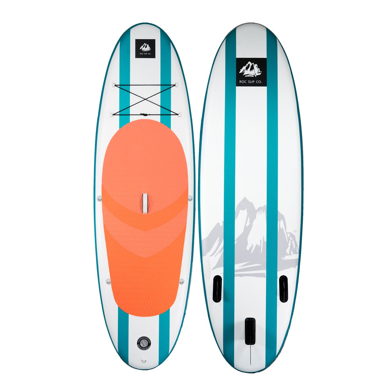 ROC Blue Scout Inflatable Paddle Board