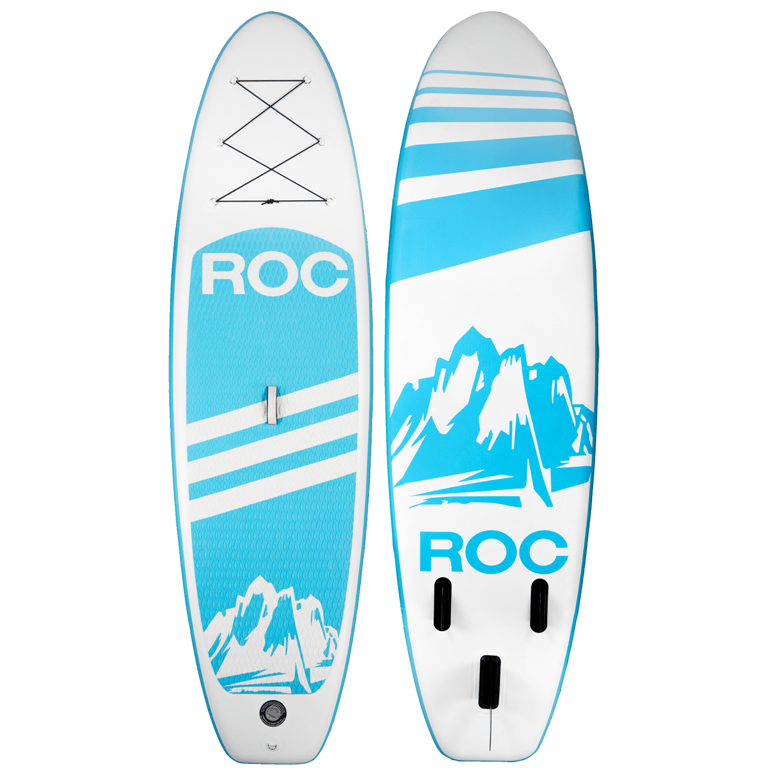 ROC Blue Inflatable Paddleboard