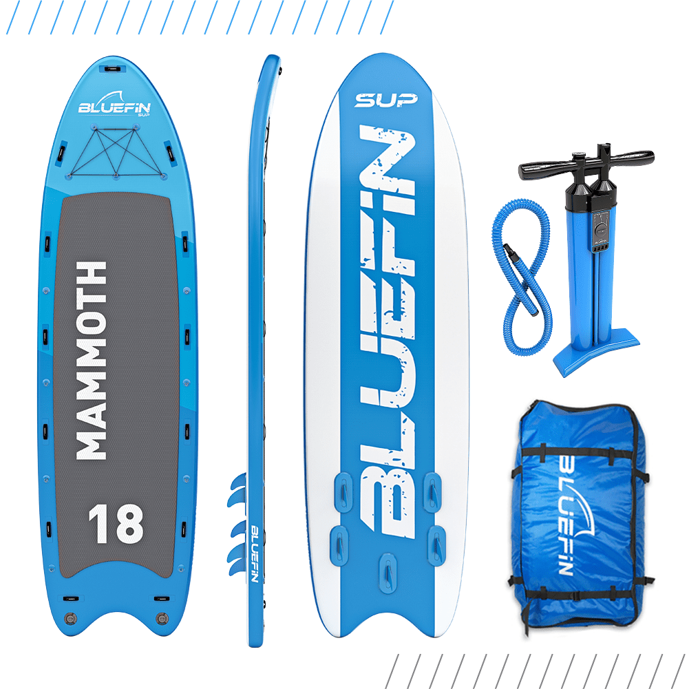Bluefin Mammoth Inflatable SUP