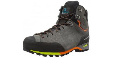 Scarpa Zodiac Plus GTX Hiking Boot Review