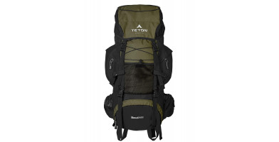 TETON Sports Scout 3400 Backpack Review
