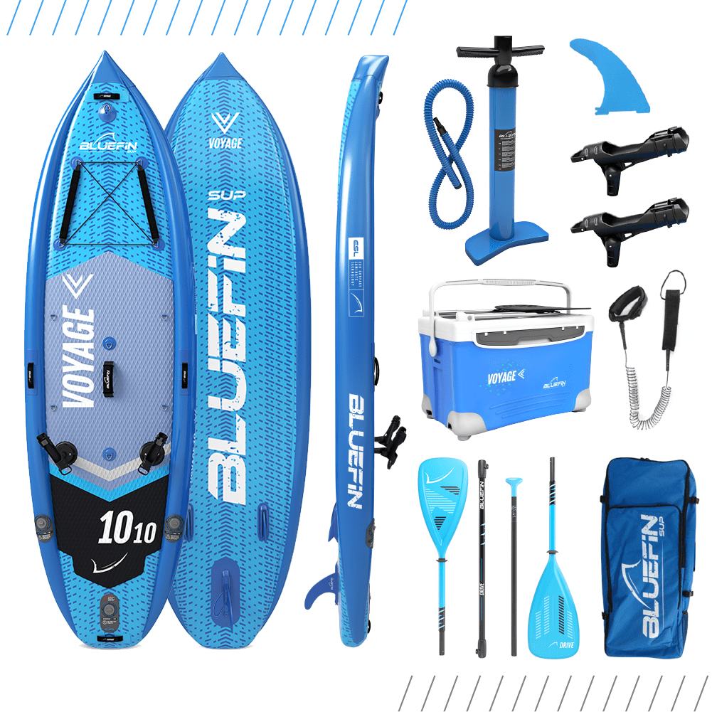 Bluefin Voyage Inflatable SUP