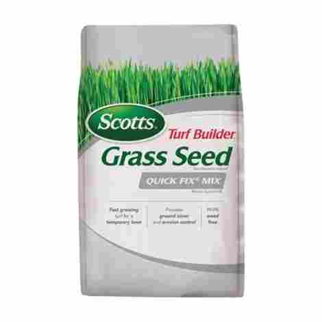 1. Scotts Turf Builder Quick Fix Mix