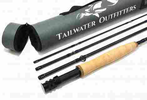 10. Tailwater Outfitters Toccoa Fly Rod