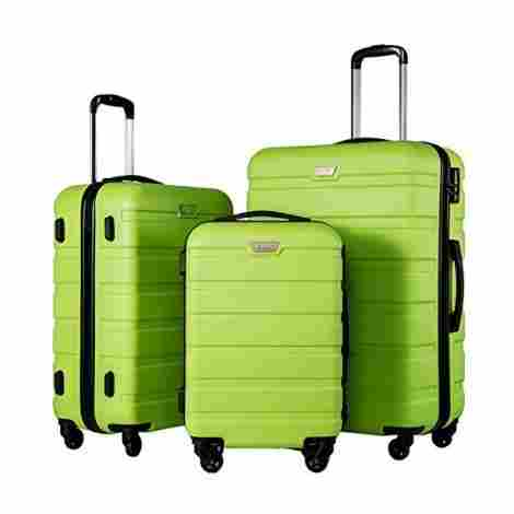 3. Coolife Luggage