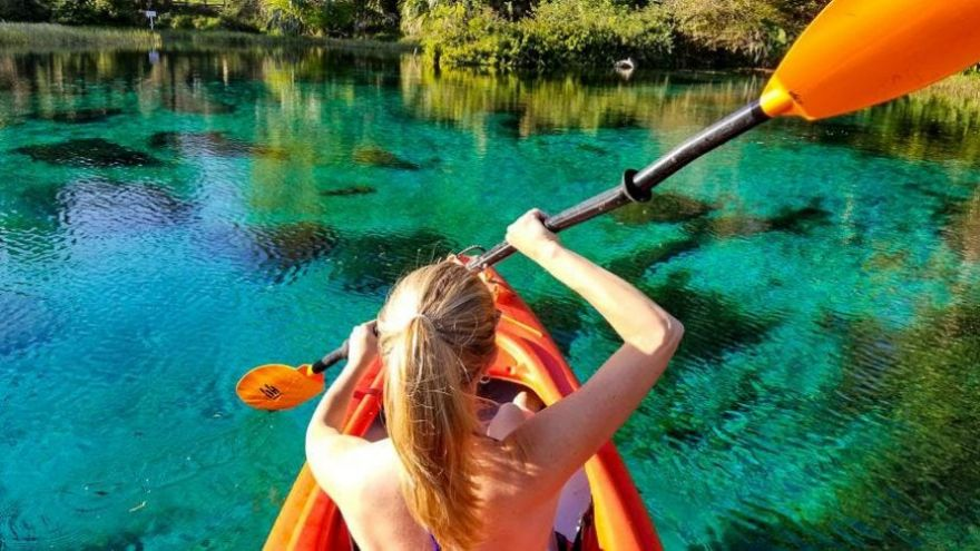 An in-depth guide on Rainbow River kayaking.