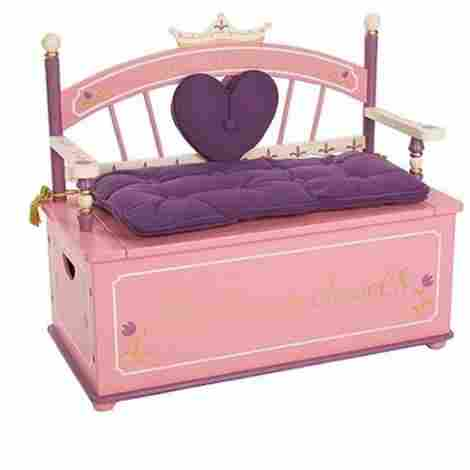 10. Wildkin Princess Bench