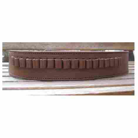 6. Brown Genuine Leather