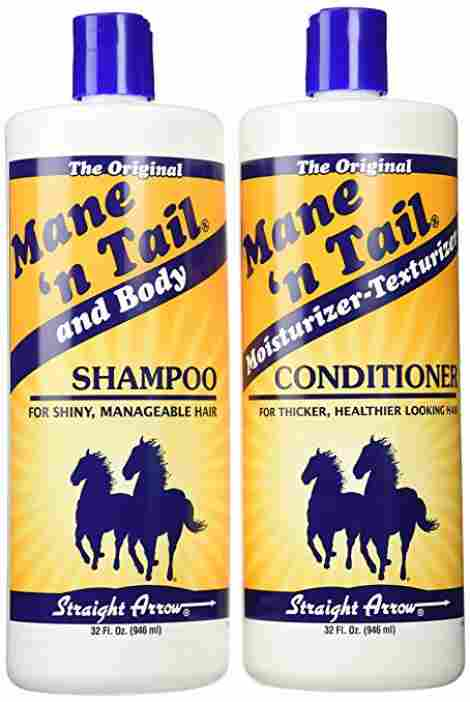 7. Mane 'N Tail Combo Deal Shampoo and Conditioner, 32-Ounce