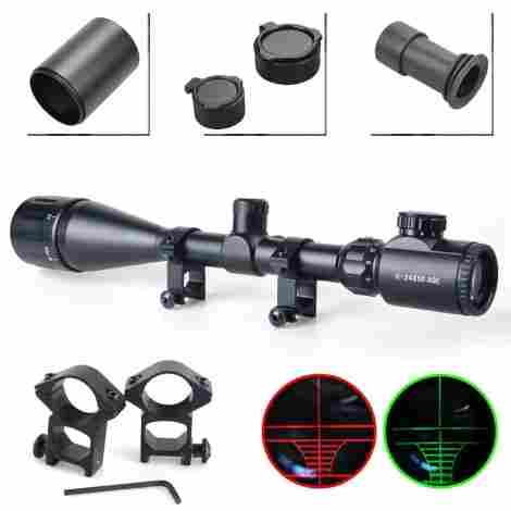 7. Twod Rifle Scope Tactical 6-24X50mm