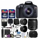 EOS Rebel T6 with Accessories
