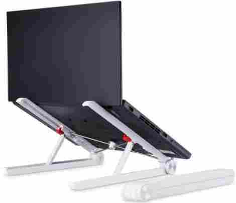 9. JUBOR Adjustable Laptop Stand