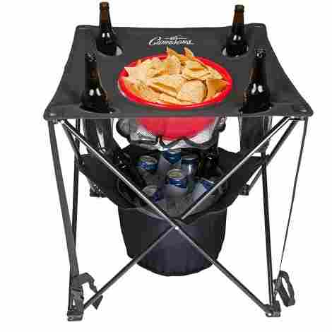 8. Camerons Tailgating Table