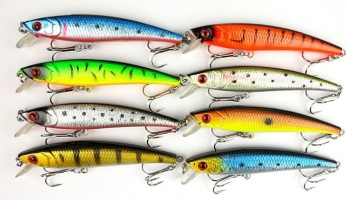An in-depth review of how to chose lures for rain conditions.