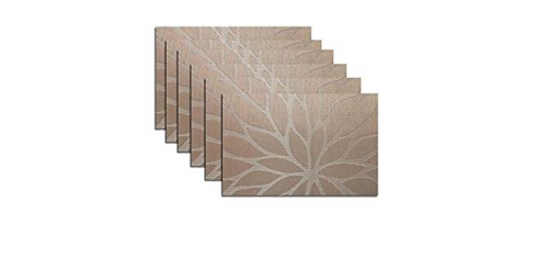 Tennove Placemats Set of 6