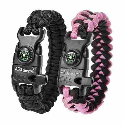 12. AS2 Paracord Bracelet