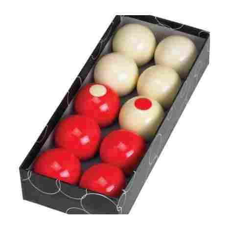 10. Action Bumper Pool Ball Set