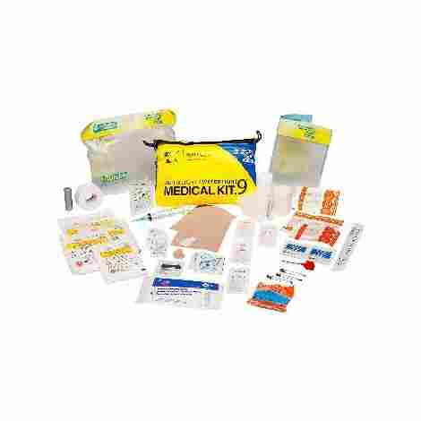 6. .9 First Aid Kit