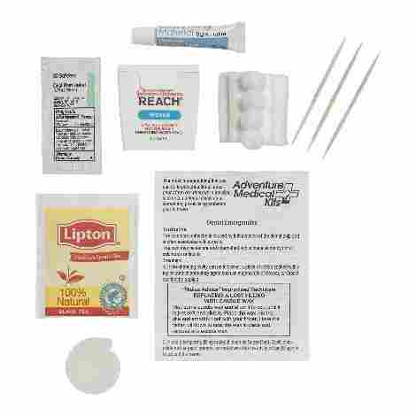 4. Dental Medic First Aid Kit