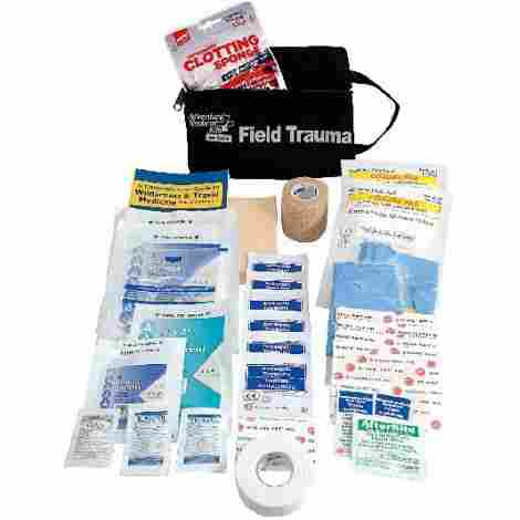 10. Professional Field Trauma Kit