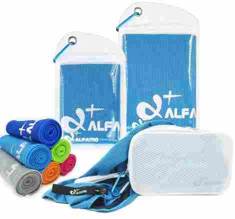 12. Alfamo Cooling Towel