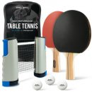 ALL-IN-ONE Ping Pong Paddle Set