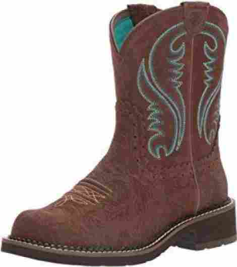 1. Ariat Fatbaby Collection Western