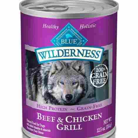 6. BLUE Wilderness High Protein
