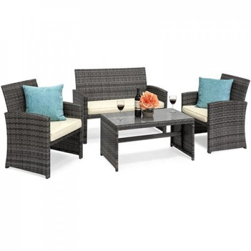 Best Choice Products 4-Piece