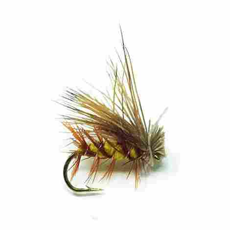 10. Caddis Elk Hair