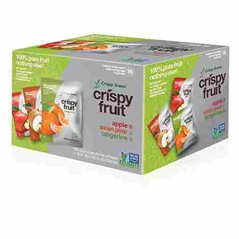 9. Crispy Green's All Natural Dried Fruit