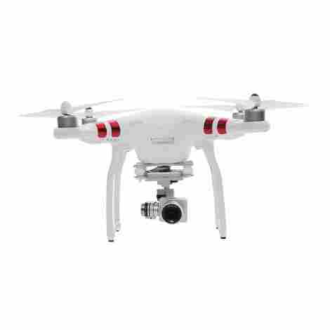 3. DJI Phantom 3 Quadcopter