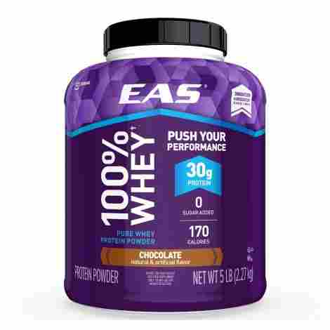 6. EAS 100% Pure Whey