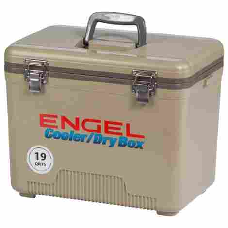 10. ENGEL 19-Quart